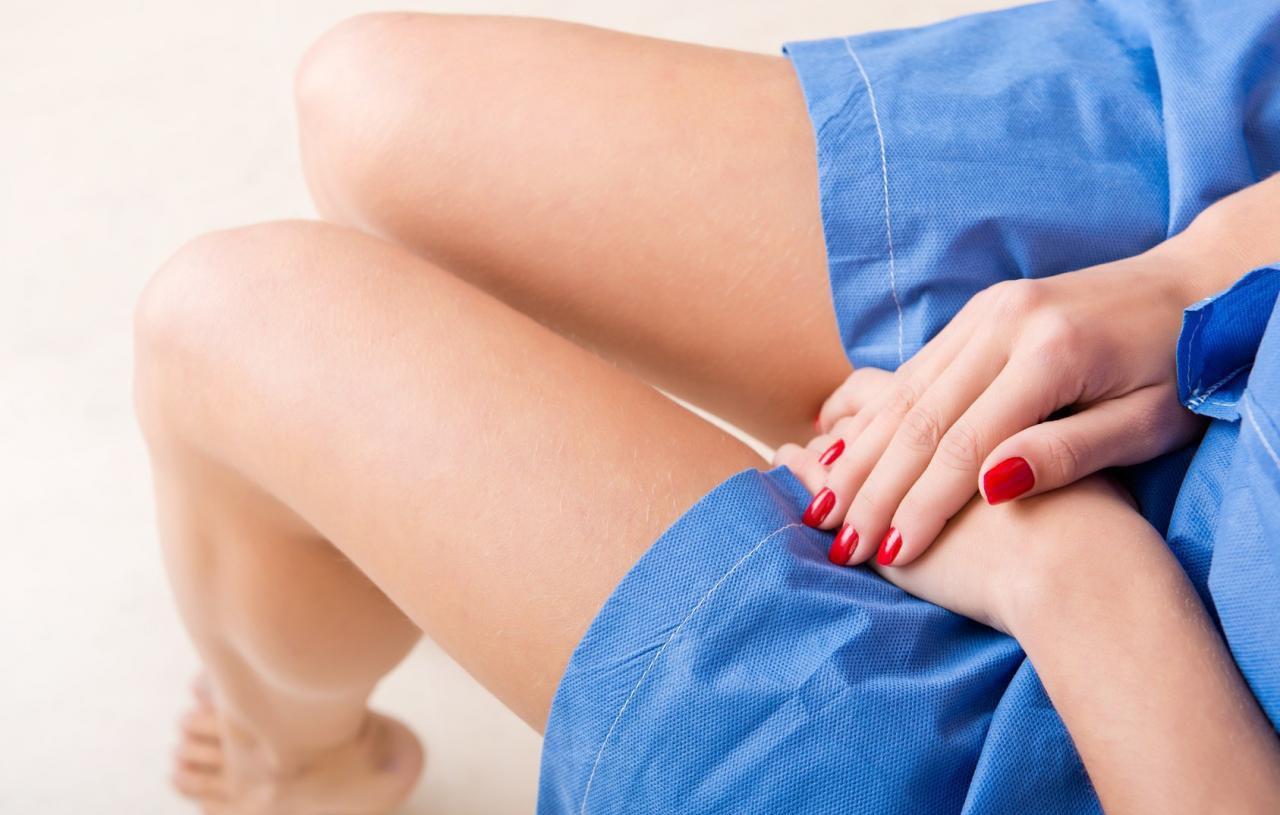 Симптомы венерической болезни