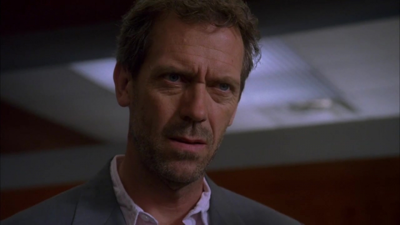 Доктор Хаус 3 сезон 1 серия