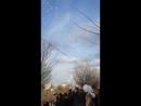 В память о погибших в Кемерово. Тараз, 28.03.2018