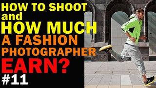 Сколько зарабатывает модный фотограф