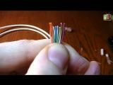 Как правильно обжать интернет кабель. Витая пара