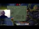 Стрим кс 1 6 Парень играет с вебкой Общение с чатом