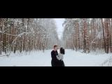 Winter love Vladislav & Yulia