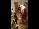 Поздравление Дед Мороза и Снегурочки для Эдема.