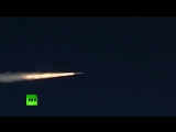 Испытательный пуск гиперзвуковой ракеты «Кинжал»