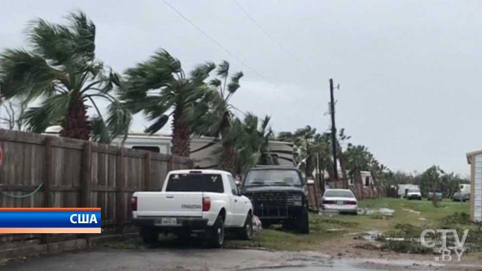 после урагана харви фото почти как обычным