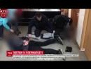 Банда подростков устроила погром вкиевском супермаркете