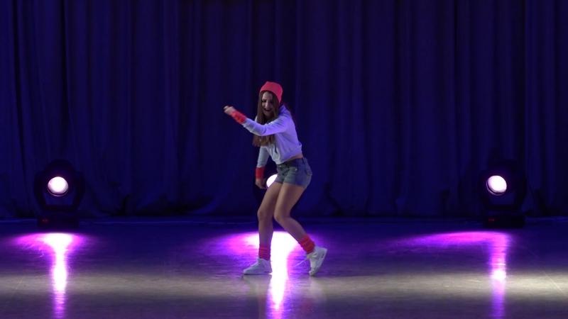 Маннапова Аэлита (BEST DANCE SOLO: KIDS / SYD 2017)
