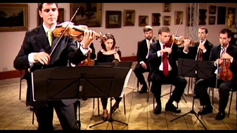 A. Vivaldi - Concerto Op. 4 N-4 La Stravaganza