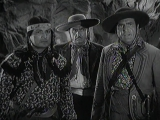 Сражающийся легион Зорро 4 серия (1939)