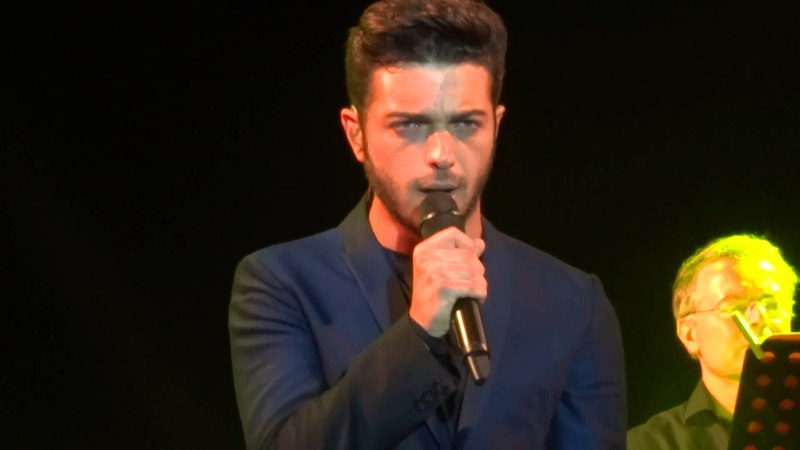 ( FUll VIDEO ) IL VOLO Agrigento 20 08 2015 Gianluca Ginoble - Aranjuez