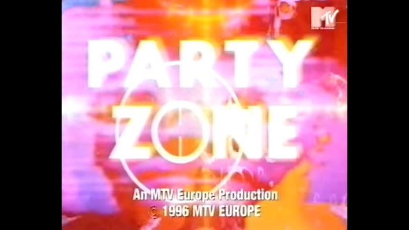 MTV PARTY ZONE OUTRO\ 1996