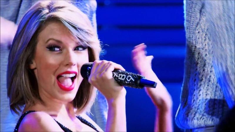 Taylor Swift - New Romantics (Live at The 1989 World Tour 2015)