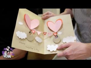เยอะทีวี _ valentines card ตั้งใจขนาดนี้ พุฒจะขอจุ๋ยแต่งงานหราาา