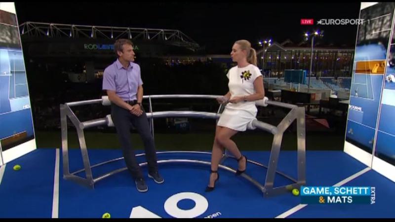 2018-01-18-Eurosport Game Schett Matts extra / tennis insight
