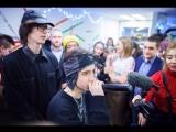 «Кузнецкий Сквад» на пресс-конференции Ксении Собчак [Рифмы и Панчи]