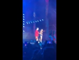 May 3: Fan taken video of Justin performing 'What Do You Mean' in Tel Aviv, Israel.