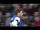 Гол Адама Рича в ворота Астон Виллы (Чемпионшип 2017/2018)