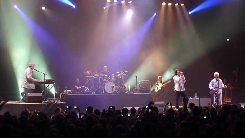 The Doors (Manzarek Krieger) - Break On Through LIVE S-Petersburg 26_06_12)