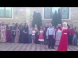 Лариса Садулаева на свадьбе