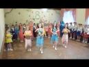 Восточный танец в КМШ 4 на празднике 8 Марта 5_3_2014
