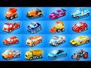 Мультики про Машинки Развивающие Мультфильмы для Малышей Изучаем Машины Игры для Детей