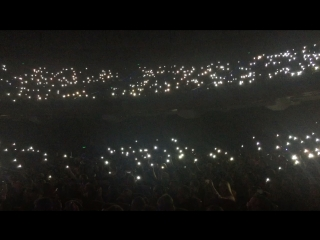 Evanescence - My Immortal (12.03.2018 live in Crocus City Hall)