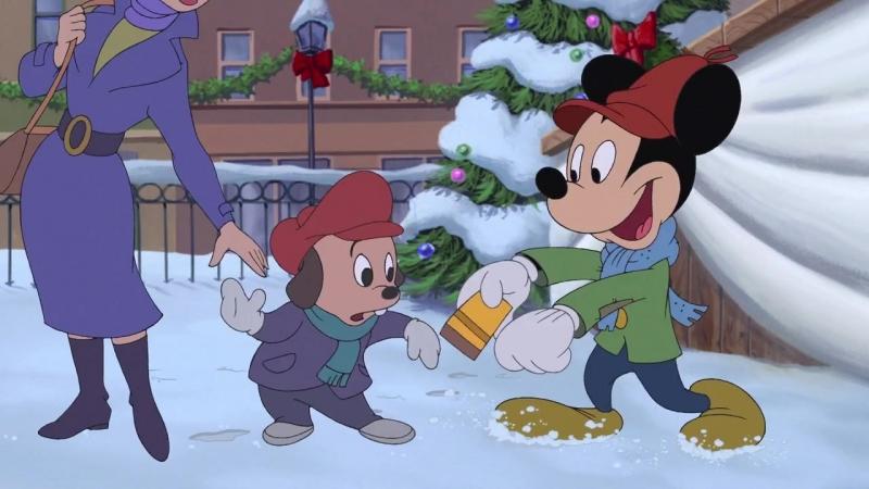 Микки - Однажды под Рождество (1999)