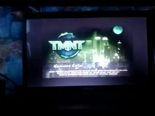 Проходим TMNT the videos