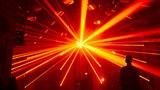 Making of SKALAR Kinetische Lichtinstallation von Christopher Bauder (WHITEvoid) und Kangding Ray