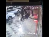 драка у мечети в Дагестане
