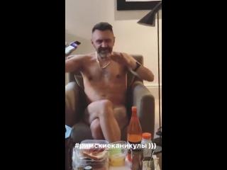 Голый ШНУРОВ танцует под Настю Кудри/IT'S TIME VIDEO