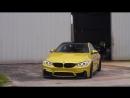 Bagged BMW M4 F82 Incurve Wheels AirLift JB4
