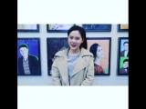 · Message · 180308 · OH MY GIRL · Сообщение Хёджон для слушателей KBS