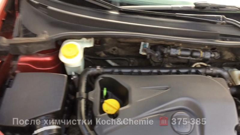 Химчистка двигателя KochChemie