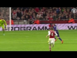 Three great goals v the Gunners...