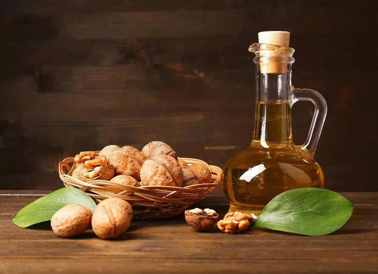 Настой на перегородках грецких орехов