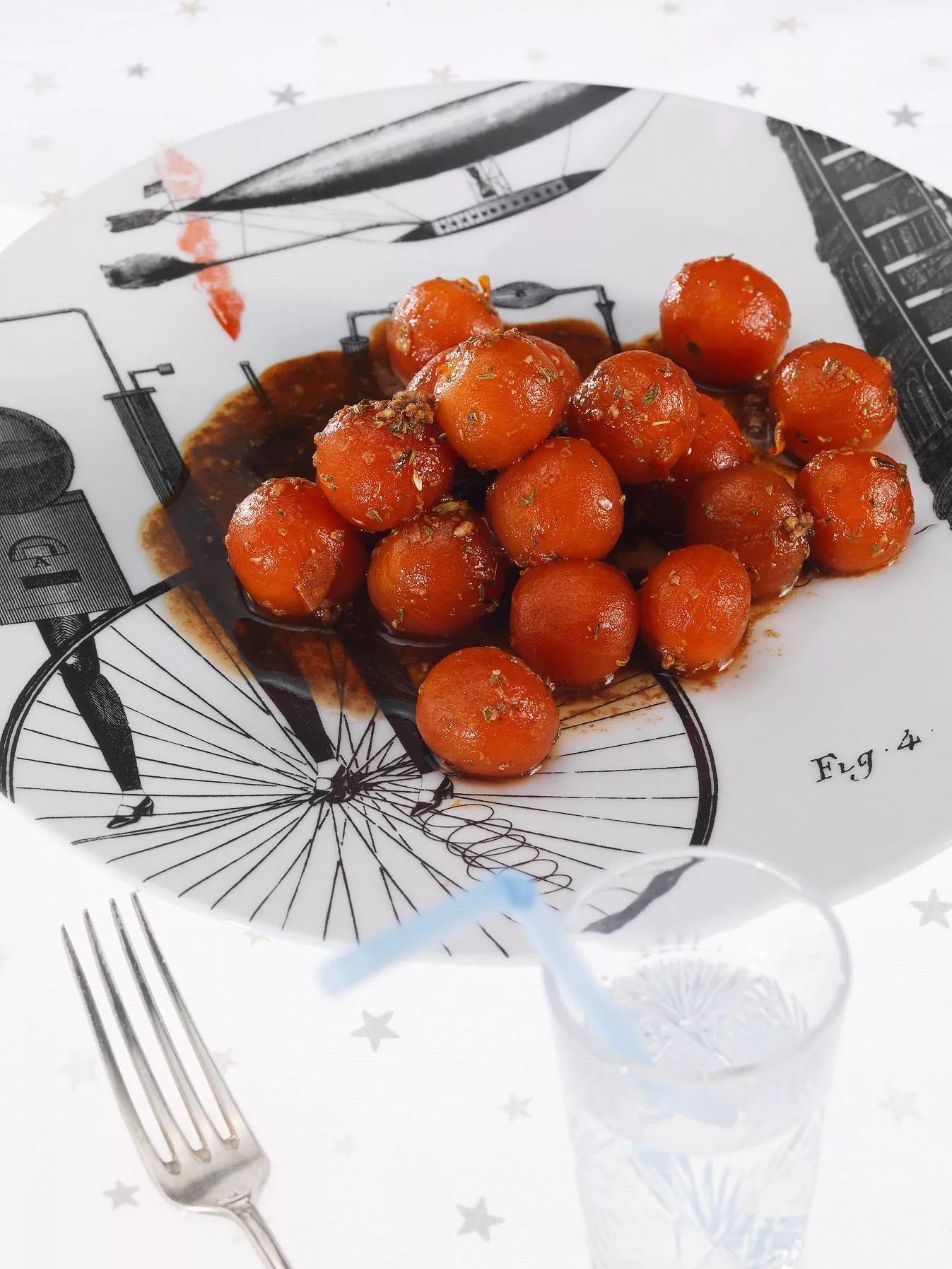 Рецепт помидоров — «Лысые помидоры»