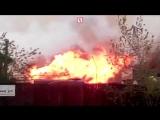 Под Красноярском в городе Канск продолжаются пожары: 1 женщина погибла, сгорели уже 36 домов