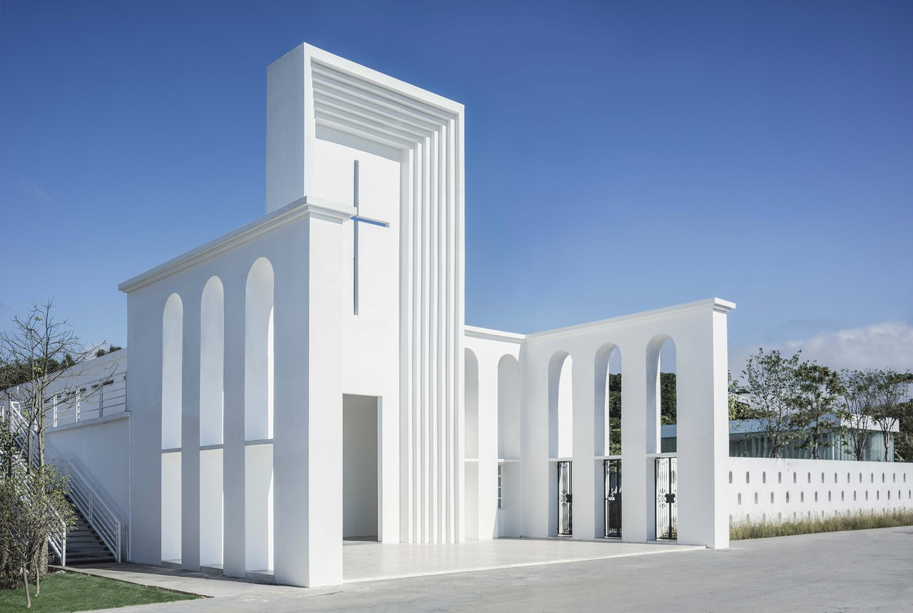 White Church | LAD Architects