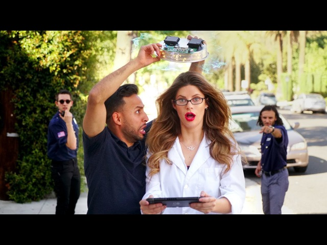 The First Humans Teleported | Hannah Stocking Anwar Jibawi