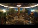 Secret Temple Hidden Underground In Mountains (Damanhur)