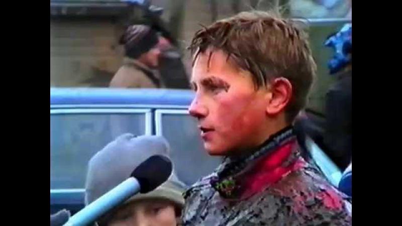 Репортаж о проблемах мотокросса в 1992г. Пермь(Кунгур)