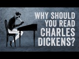 Why should you read Charles Dickens - Iseult Gillespie