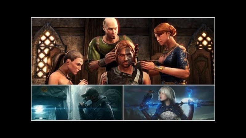 Предсказан скорый анонс The Elder Scrolls VI Игровые новости