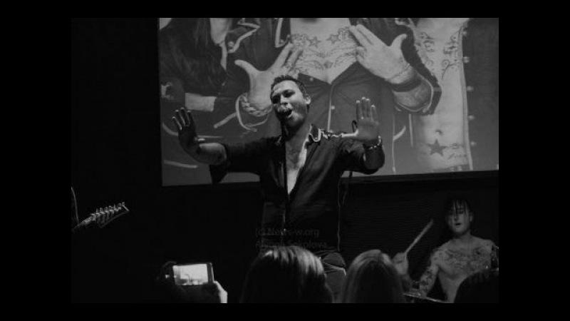 Stoneman - Kofferlied (14.10.2016 Moscow Mezzo Forte )