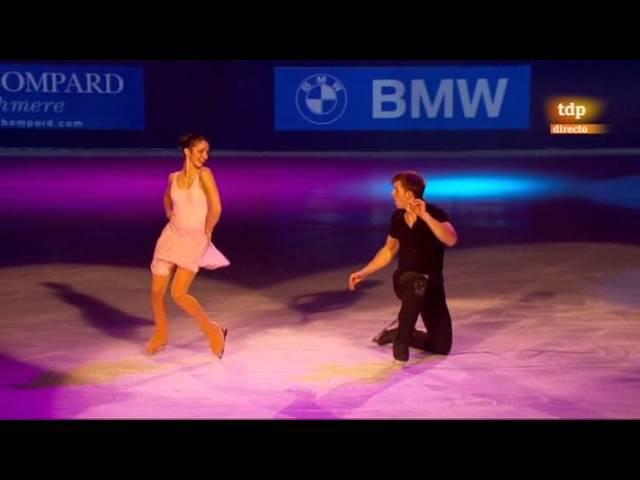 Patinaje artístico. Trofeo Bompard 2012. Gala (12-29) Berton/Hotarek