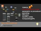 why i like houdini [4] nodes and proceduralism