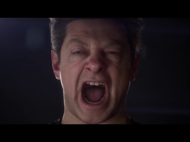 CGI Andy Serkis in Unreal Engine | Next Gen Digital Human Performance