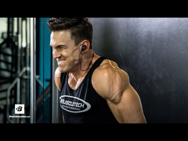 Plateau-Busting Shoulder Workout for Mass   Abel Albonetti